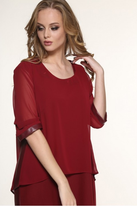 Платье 9071     размеры 40- 58