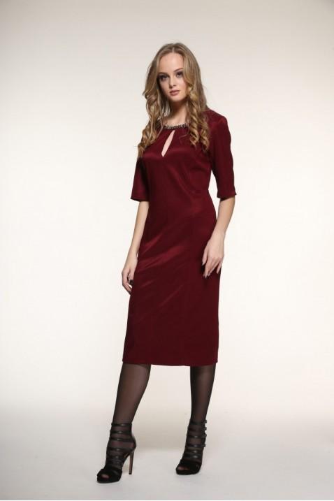 Платье 9331  размеры 40- 58