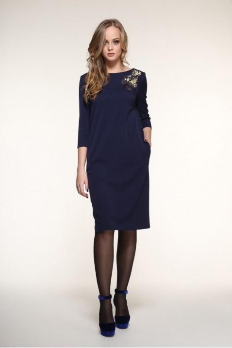Платье 9334 размеры 40- 58