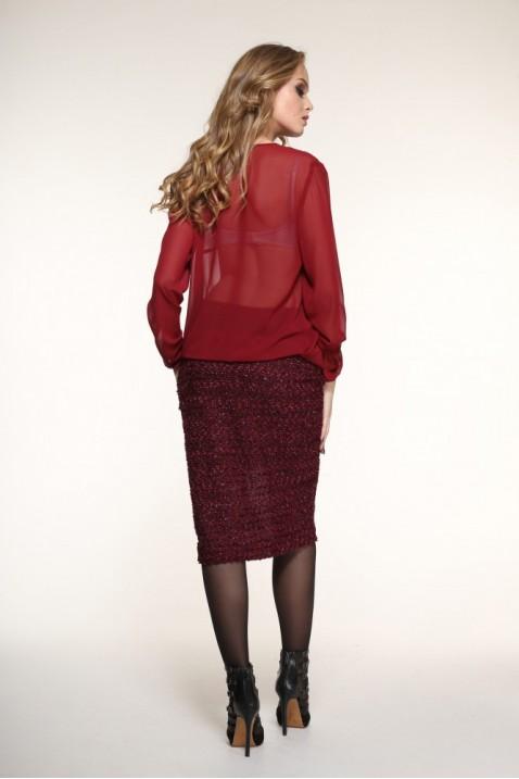 Юбка 3066  блузка 6139   размеры 40- 58